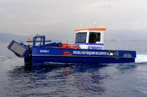 Deniz Temizlik Teknesi